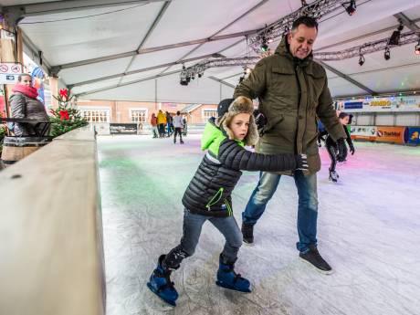 Eerste baantje op Winterfestijn Overbetuwe