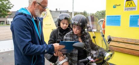 Handtekeningenactie voor behoud pont Sluiskil loopt als een trein