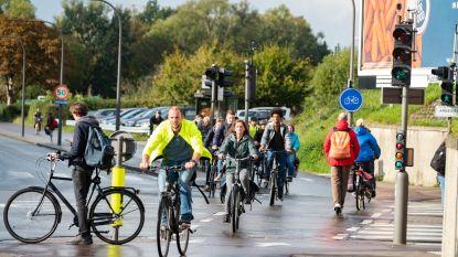 Conflictvrije lichtenregeling aan fietsostrade afgevoerd