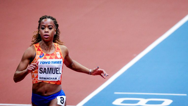 Jamile Samuel Beeld ANP