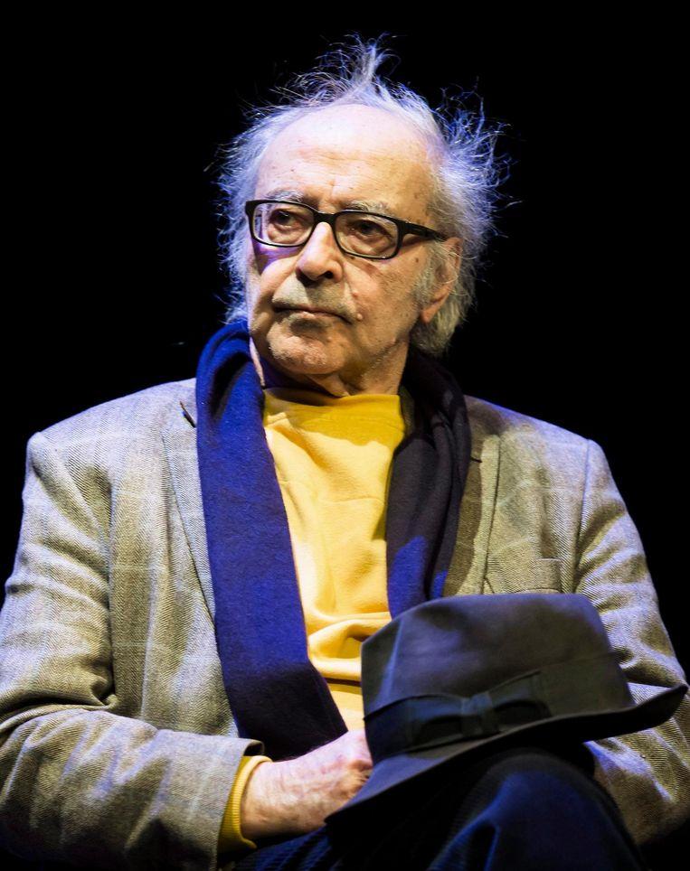 Jean-Luc Godard Beeld epa