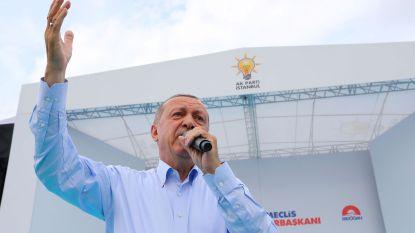 Erdogan wil noodtoestand beëindigen na de verkiezingen