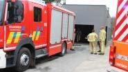 Brandje in wasserij de Lelie in Beverlo