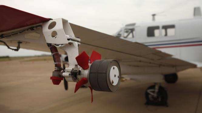 Sproeivliegtuigen gaan strijd aan met muggen in Dallas