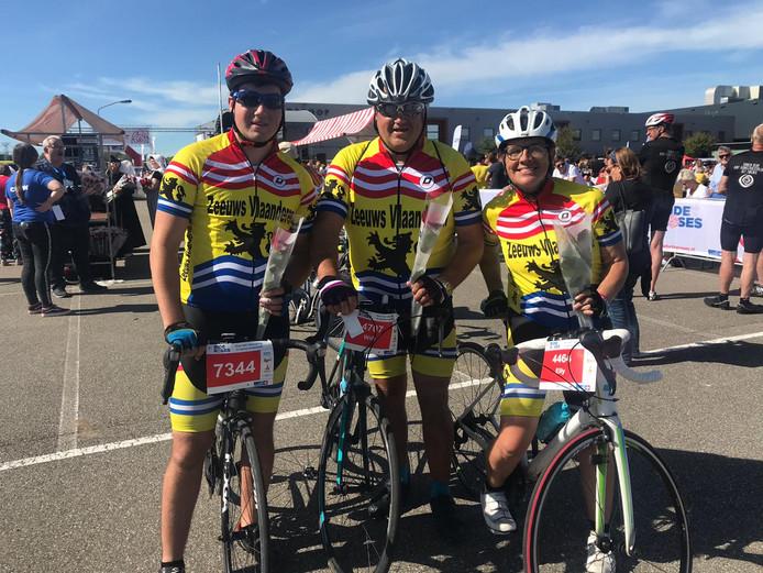 Team Wille uit Phillipine heeft de 50 km afgelegd