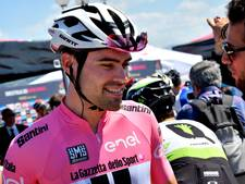 Ontspannen Dumoulin looft ploeg na elfde etappe
