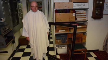 Dieven maken kunst buit in Heilig Hartkerk