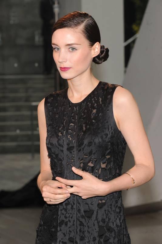 Rooney Mara op de CFDA Awards.