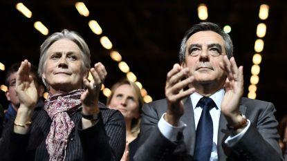Pijnlijke onthulling raakt Franse presidentskandidaat