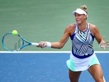 Yanina Wickmayer battue au premier tour des qualifications à Paris
