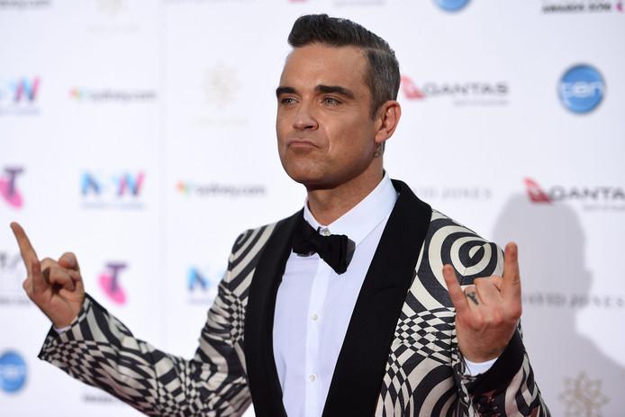 Burenruzie Robbie Williams Duurt Voort Show Gelderlandernl