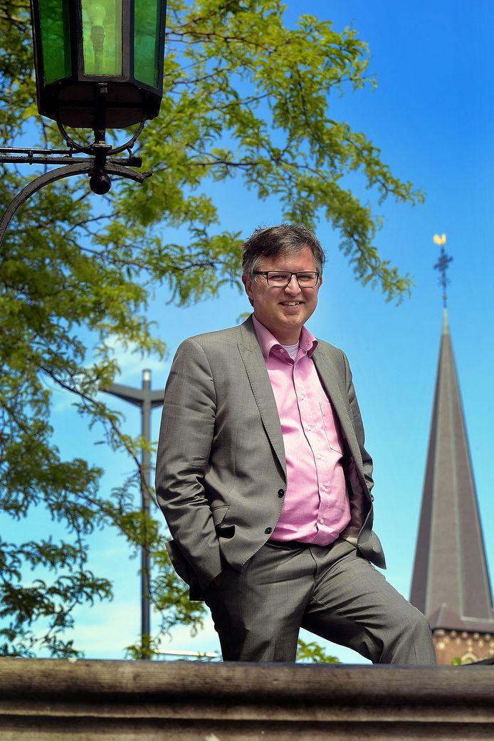 De Etten-Leurse wethouder financiën Ger de Weert is bezorgd over de impact van de coronacrisis.