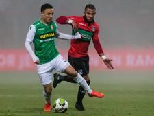 Breinburg start in de basis van NEC tegen Helmond Sport