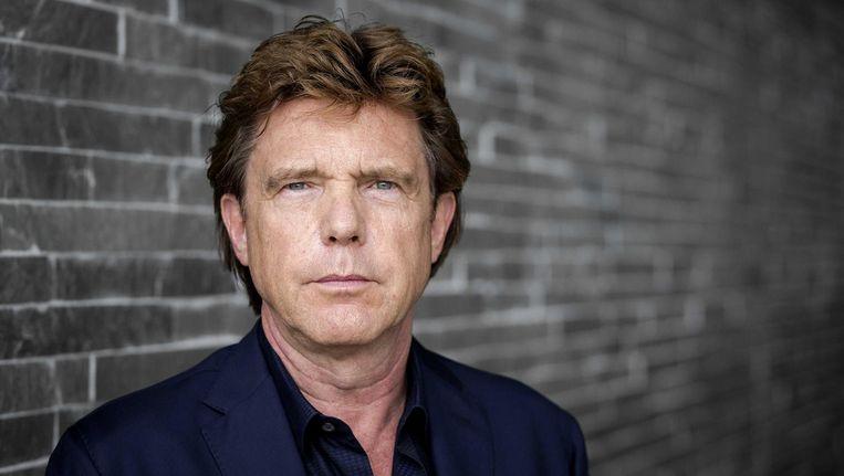 Mediaondernemer John de Mol Beeld Sander Koning