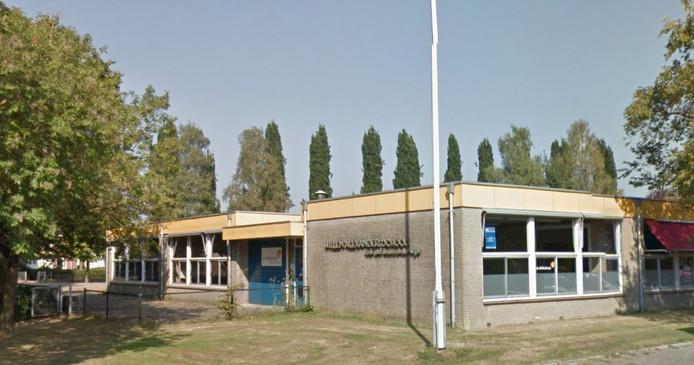 De voormalige Prins Willem Alexanderschool in Heerde gaat dit voorjaar tegen de grond.