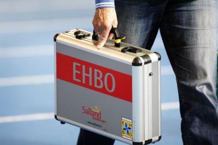 De gebrekkige kennis van EHBO onder de Nederlandse bevolking leidt tot 6 miljoen onnodige bezoeken aan de huisarts. ANP Beeld
