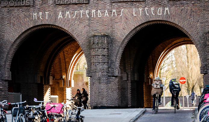 Het Amsterdams Lyceum was een van de meest populaire scholen in 2018.