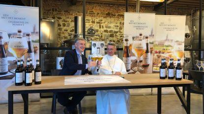 """Paters norbertijnen verlengen contract met brouwerij Huyghe tot 2035: """"Doel is bier Averbode bekender maken in het buitenland"""""""