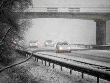 Het gaat sneeuwen! Rijkswaterstaat waarschuwt weggebruikers