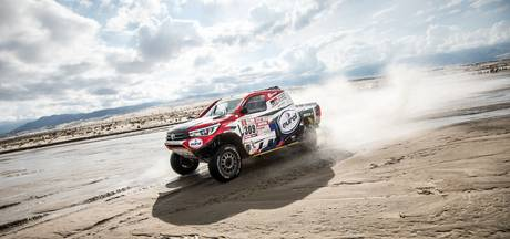 Ten Brinke uit Dakar-rally