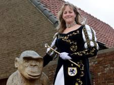 Wendy Metske stopt na drie jaar als Prinses van Aopelaand