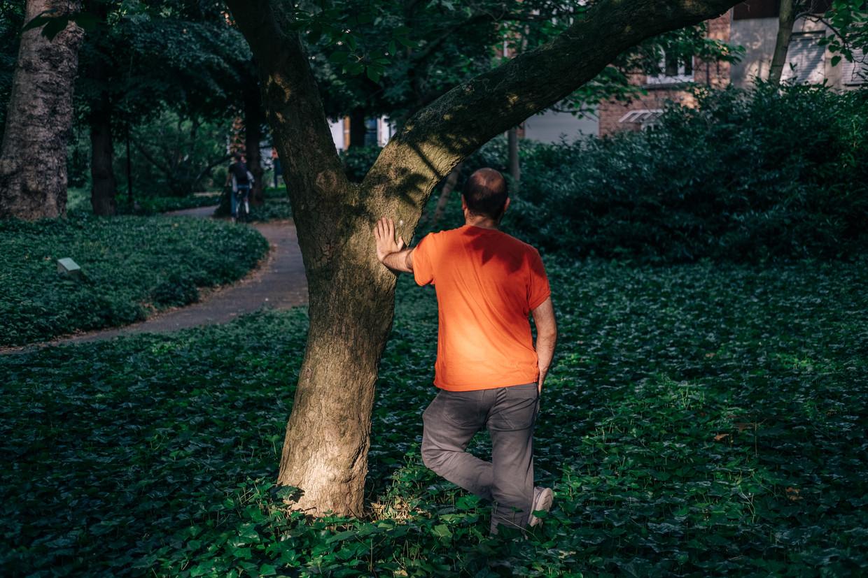 Erman* (30) is Koerd en woont bijna twee jaar in België, waar hij als postdoctoraal researcher aan de KU Leuven werkt.