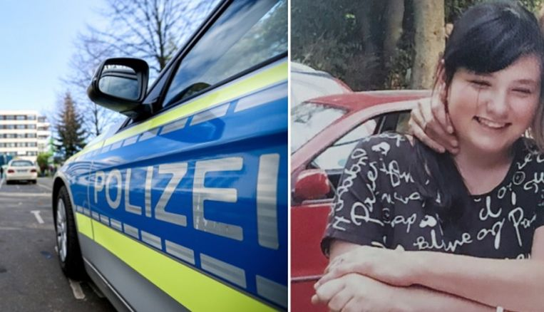 De politie zoekt met man en macht naar de 15-jarige Oliwia-Marta Kargol