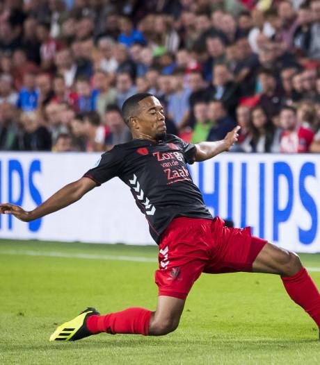 Emanuelson tot medio 2020 bij FC Utrecht