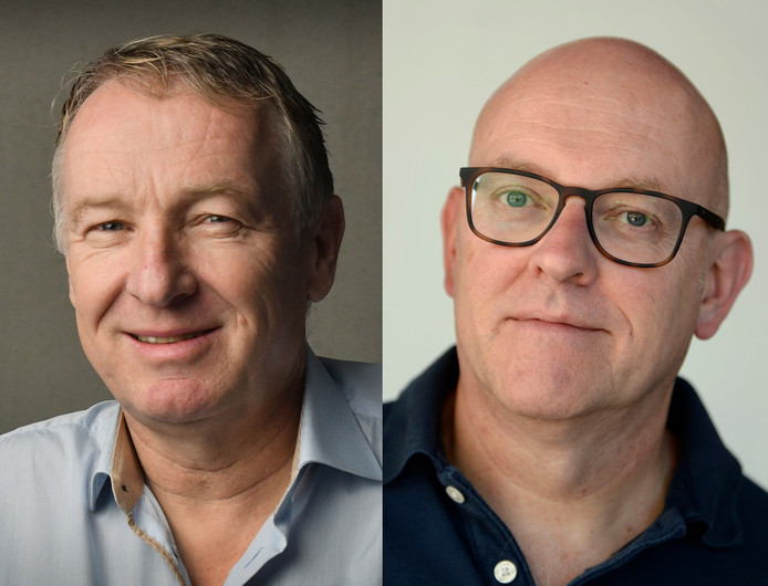 Henk van Schuppen en René Banierink