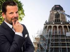 Een dildo op de Dom is alléén ontsproten aan het koortsige brein van PVV'er Henk van Déun