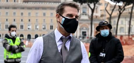 'Tom Cruise bestelt coronarobots voor filmset'