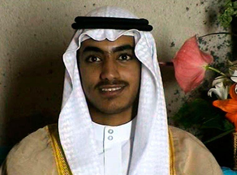 Hamza bin Laden. Beeld AP