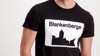 """""""Niet hip zijn, is cool"""": ZEB lanceert 'Blankenberge'-shirts"""