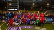 Homeless voetbalproject verbindt mensen in moeilijke levensomstandigheden met elkaar en dat blijkt te werken