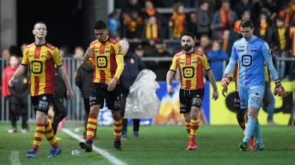 Opdoffer in strijd om play-off 1: KV Mechelen geraakt niet verder dan gelijkspel tegen Eupen