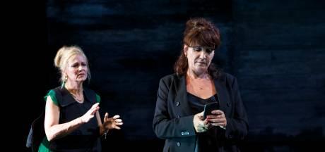 Margot Dames: Toneelversie Judas is geen Pistolen Paultje op het podium