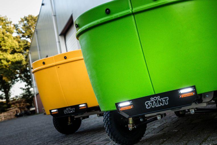 De elektrische bolderkar Stint zal in Nederland van de openbare weg worden gehaald.