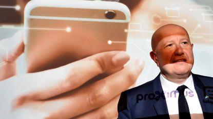 Proximus kan 5G-technologie niet testen in Brussel wegens de strenge stralingsnormen