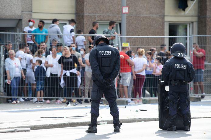 Onrust in Duitse flat waar coronavirus is uitgebroken
