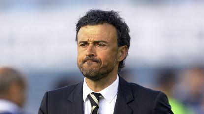 Luis Enrique is de nieuwe coach van Barcelona