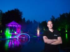 Lumido durft klank- en lichtfestijn toch niet aan, maar broedt op najaarsevenement in Apeldoorns park Berg en Bos
