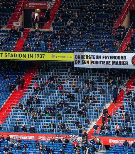 Feyenoord baalt van kabinetsbesluit: 'Nog steeds geen bewijs dat virus zich in stadions verspreidt'