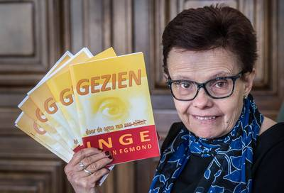 Het levensverhaal van doorbijter Inge Mol-Van Egmond uit Breda