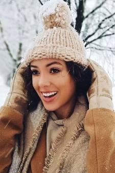 Zoey in een romantische winterbui en Maan is er klaar mee