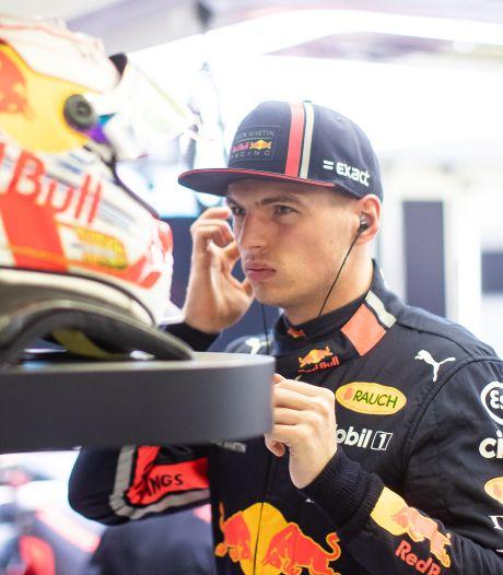 Verstappen snelste tijd bij test in Bahrein, Schumacher tweede
