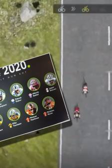 Wat kunnen Teunissen, Evenepoel en Van Avermaet in virtuele Ronde van Vlaanderen?