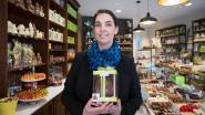 Cindy opent chocolade- en koekjeswinkel FlorEnTine