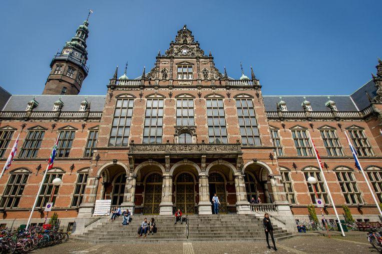 De Rijksuniversiteit in Groningen. Beeld anp