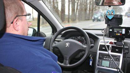 1 op 8 te snel bij snelheidscontroles