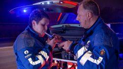Politiewagen met Luk Alloo aan boord betrokken bij ongeval